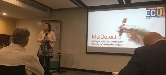 CERI pitch meldetect accelerating australia ecu